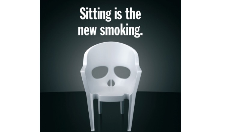 Image result for sitting is the new smoking
